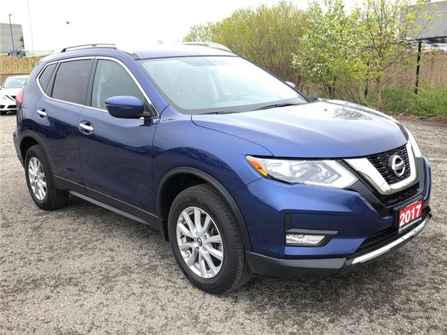 2017 Nissan Rogue SV-AWD (Stk: U3023) in Scarborough - Image 5 of 20