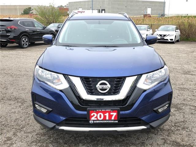2017 Nissan Rogue SV-AWD (Stk: U3023) in Scarborough - Image 6 of 20