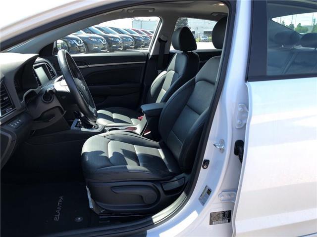 2018 Hyundai Elantra GLS-SUNROOF AND MUCH MORE.... (Stk: U3052) in Scarborough - Image 9 of 21