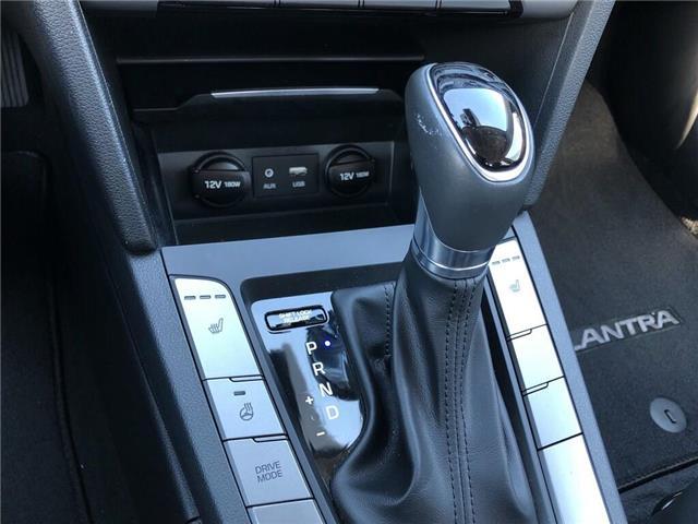 2018 Hyundai Elantra GLS-SUNROOF AND MUCH MORE.... (Stk: U3052) in Scarborough - Image 18 of 21