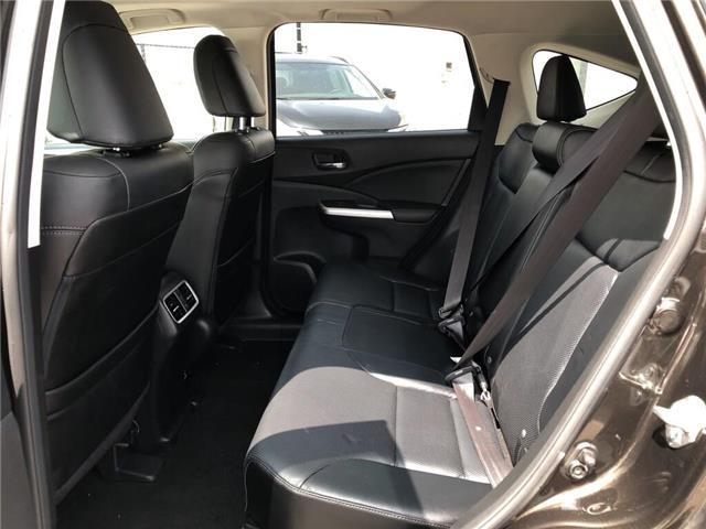 2016 Honda CR-V EX-L-AWD (Stk: U3060) in Scarborough - Image 11 of 23
