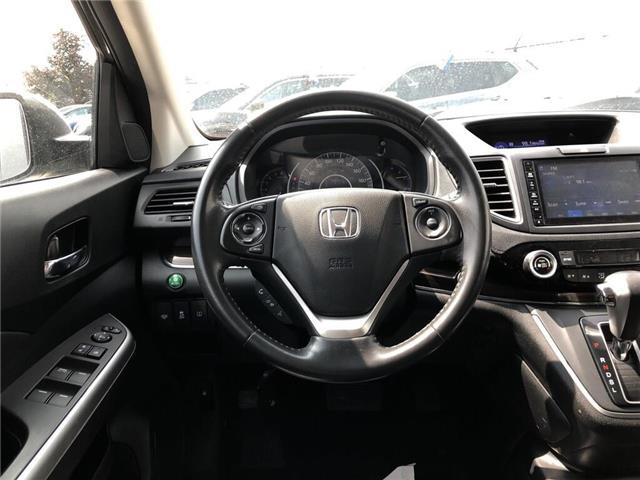 2016 Honda CR-V EX-L-AWD (Stk: U3060) in Scarborough - Image 12 of 23