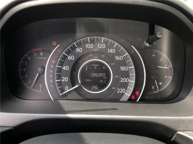 2016 Honda CR-V EX-L-AWD (Stk: U3060) in Scarborough - Image 17 of 23