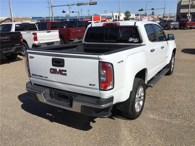 2017 GMC Canyon SLT (Stk: 188615) in Brooks - Image 7 of 19