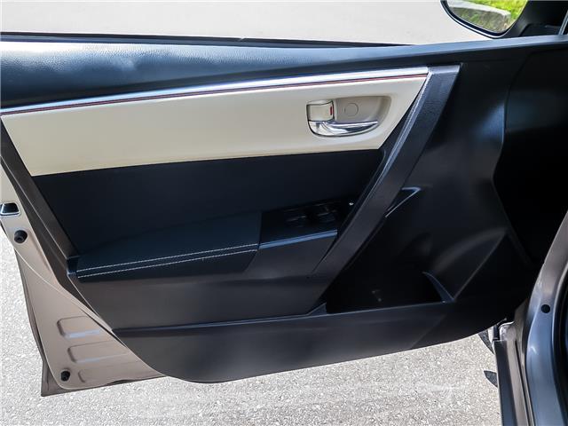 2015 Toyota Corolla LE (Stk: 02029R) in Waterloo - Image 9 of 24