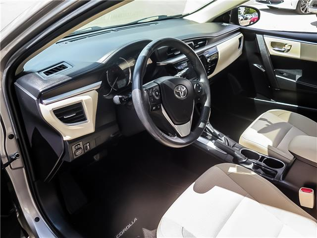 2015 Toyota Corolla LE (Stk: 02029R) in Waterloo - Image 10 of 24