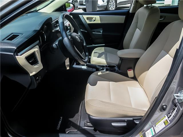 2015 Toyota Corolla LE (Stk: 02029R) in Waterloo - Image 11 of 24