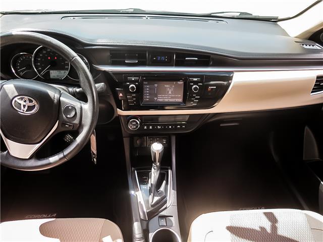 2015 Toyota Corolla LE (Stk: 02029R) in Waterloo - Image 15 of 24