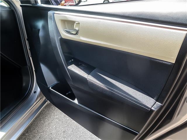 2015 Toyota Corolla LE (Stk: 02029R) in Waterloo - Image 20 of 24