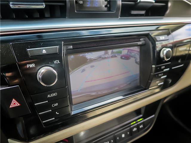 2015 Toyota Corolla LE (Stk: 02029R) in Waterloo - Image 23 of 24