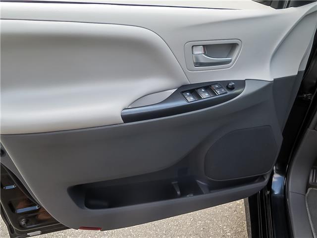 2019 Toyota Sienna LE 8-Passenger (Stk: 11618) in Waterloo - Image 10 of 24