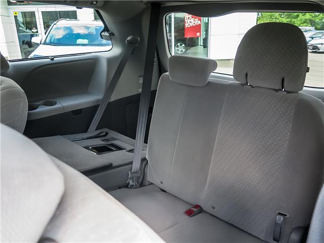 2019 Toyota Sienna LE 8-Passenger (Stk: 11618) in Waterloo - Image 14 of 24