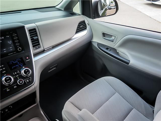 2019 Toyota Sienna LE 8-Passenger (Stk: 11618) in Waterloo - Image 17 of 24