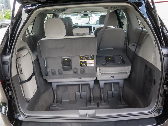 2019 Toyota Sienna LE 8-Passenger (Stk: 11618) in Waterloo - Image 19 of 24