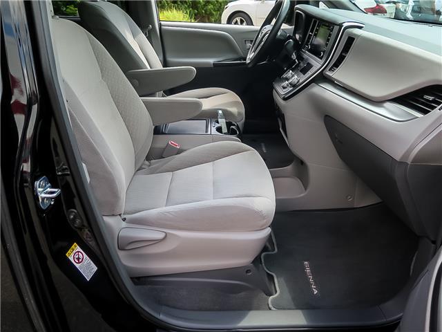 2019 Toyota Sienna LE 8-Passenger (Stk: 11618) in Waterloo - Image 20 of 24