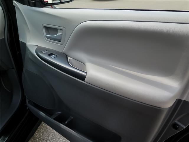 2019 Toyota Sienna LE 8-Passenger (Stk: 11618) in Waterloo - Image 21 of 24
