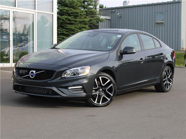 2018 Volvo S60 T5 Dynamic (Stk: V190330A) in Fredericton - Image 1 of 21