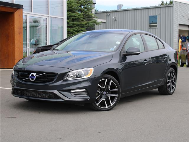2018 Volvo S60 T5 Dynamic (Stk: V190331A) in Fredericton - Image 1 of 22