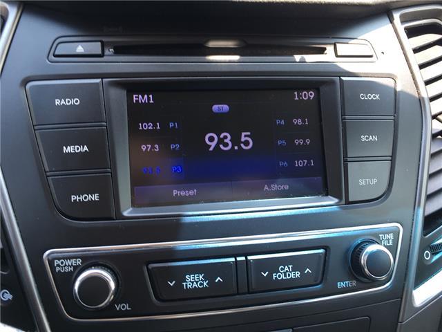 2017 Hyundai Santa Fe XL Premium (Stk: 1729W) in Oakville - Image 24 of 32