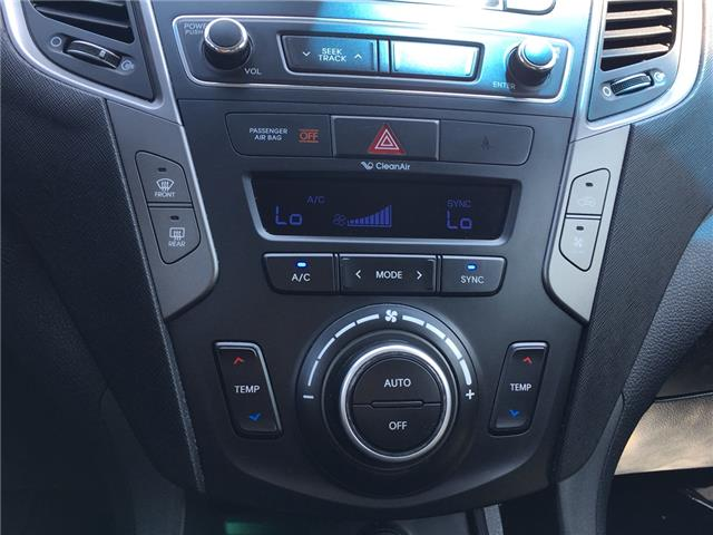 2017 Hyundai Santa Fe XL Premium (Stk: 1729W) in Oakville - Image 27 of 32