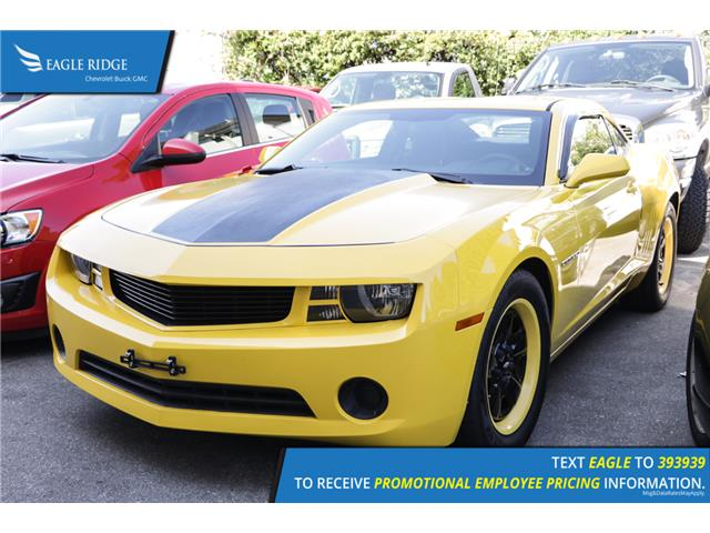 2013 Chevrolet Camaro 2LS (Stk: 139767) in Coquitlam - Image 1 of 3