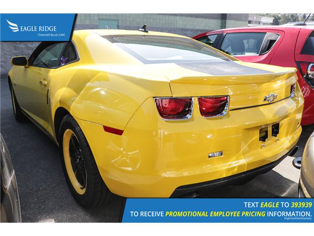 2013 Chevrolet Camaro 2LS (Stk: 139767) in Coquitlam - Image 2 of 3