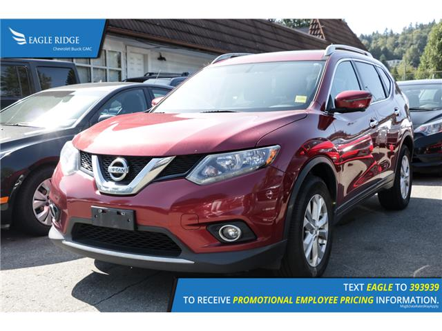 2016 Nissan Rogue S (Stk: 169493) in Coquitlam - Image 1 of 4