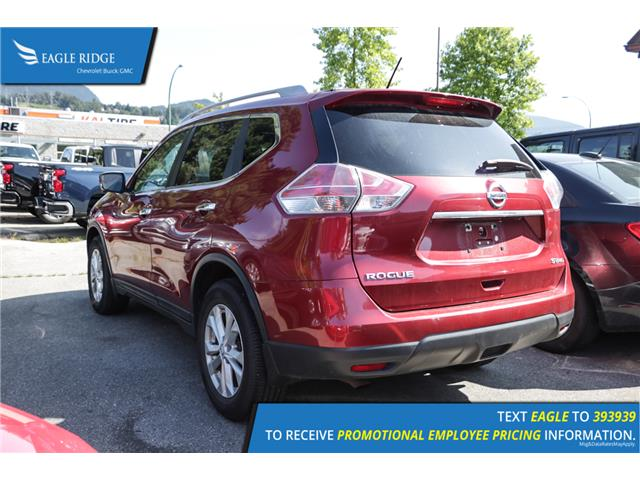 2016 Nissan Rogue S (Stk: 169493) in Coquitlam - Image 2 of 4
