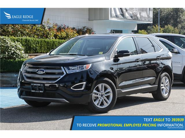 2018 Ford Edge SEL (Stk: 189323) in Coquitlam - Image 1 of 15