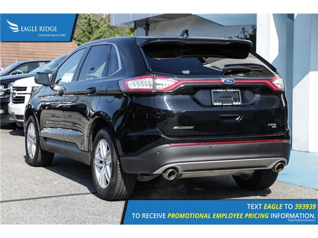 2018 Ford Edge SEL (Stk: 189323) in Coquitlam - Image 4 of 15