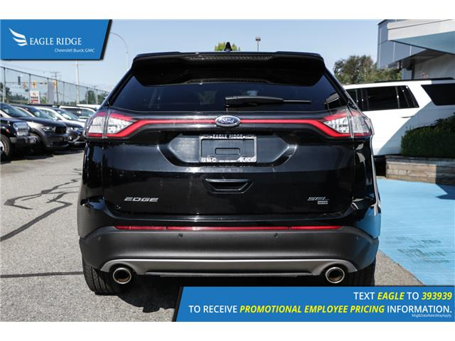 2018 Ford Edge SEL (Stk: 189323) in Coquitlam - Image 5 of 15