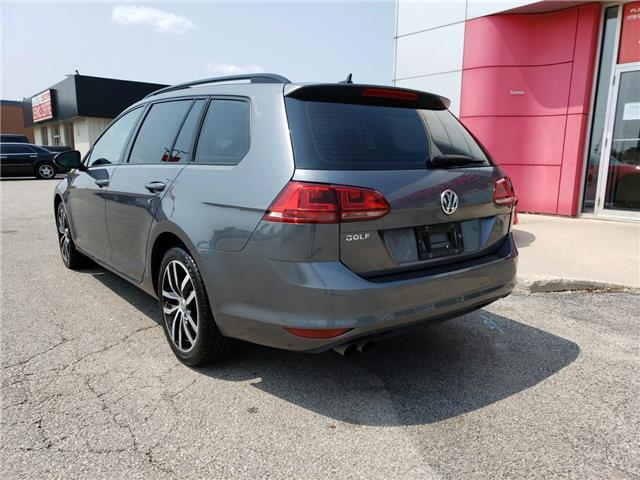 2016 Volkswagen Golf Sportwagon 1.8 TSI Comfortline (Stk: GM521525) in Sarnia - Image 4 of 21