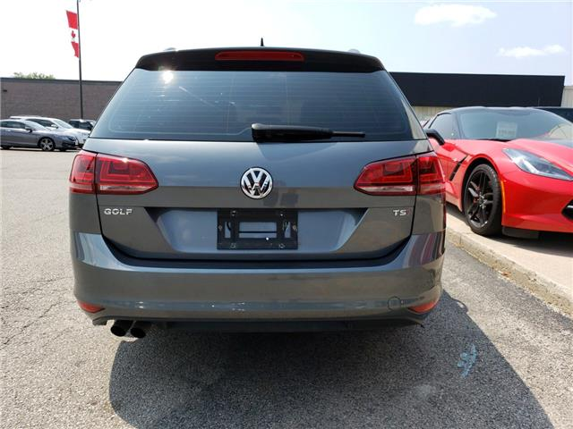 2016 Volkswagen Golf Sportwagon 1.8 TSI Comfortline (Stk: GM521525) in Sarnia - Image 5 of 21