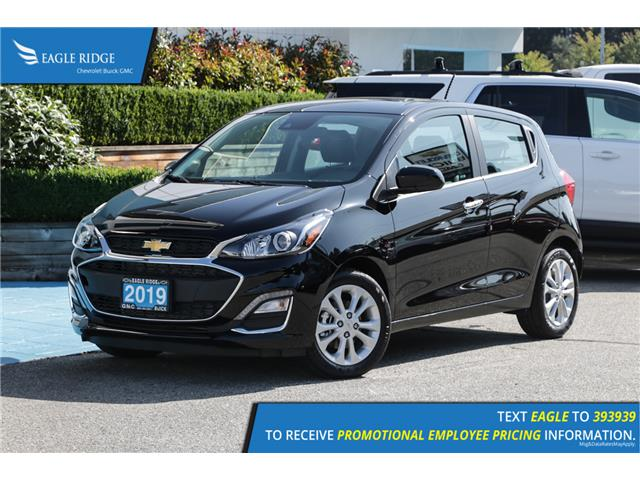 2019 Chevrolet Spark 2LT CVT (Stk: 93417A) in Coquitlam - Image 1 of 19