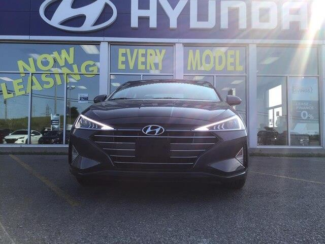 2020 Hyundai Elantra Preferred w/Sun & Safety Package (Stk: H12135) in Peterborough - Image 4 of 16