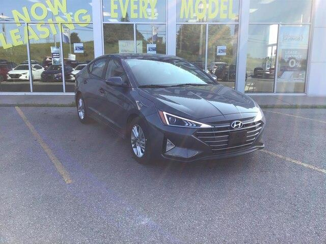 2020 Hyundai Elantra Preferred w/Sun & Safety Package (Stk: H12135) in Peterborough - Image 5 of 16