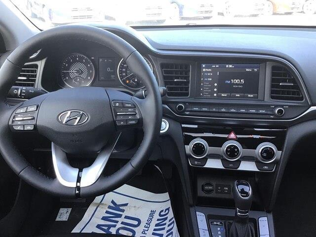 2020 Hyundai Elantra Preferred w/Sun & Safety Package (Stk: H12135) in Peterborough - Image 10 of 16