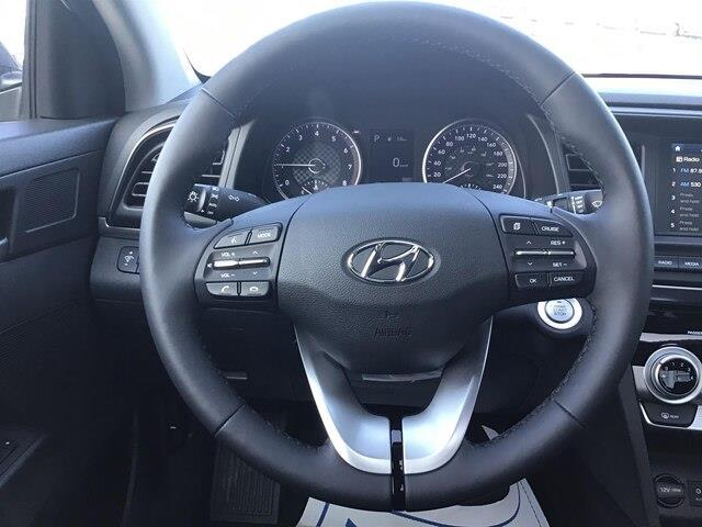 2020 Hyundai Elantra Preferred w/Sun & Safety Package (Stk: H12135) in Peterborough - Image 11 of 16