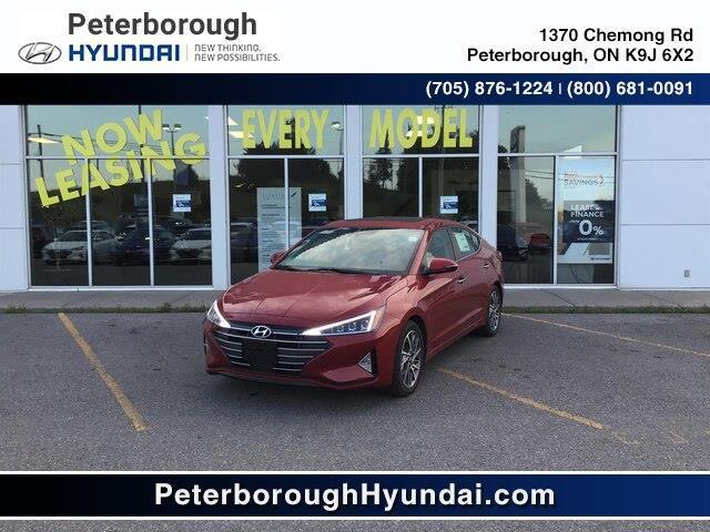2020 Hyundai Elantra Ultimate (Stk: H12206) in Peterborough - Image 1 of 21