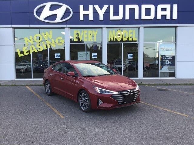 2020 Hyundai Elantra Ultimate (Stk: H12206) in Peterborough - Image 5 of 21