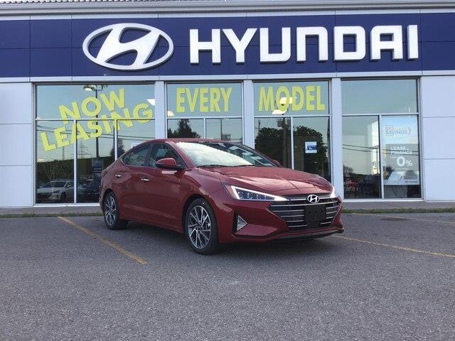 2020 Hyundai Elantra Ultimate (Stk: H12206) in Peterborough - Image 6 of 21