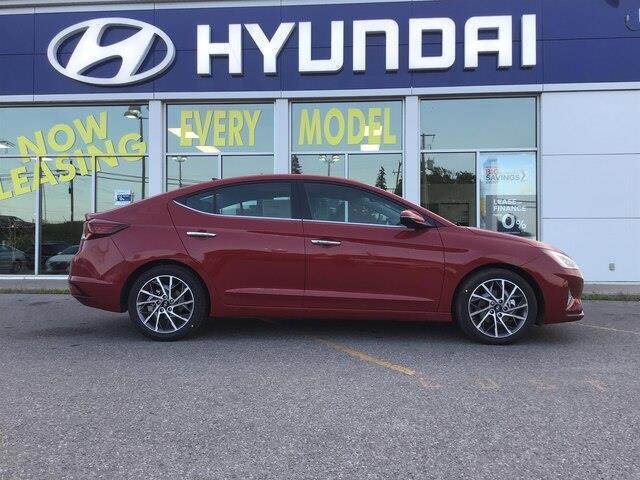 2020 Hyundai Elantra Ultimate (Stk: H12206) in Peterborough - Image 7 of 21
