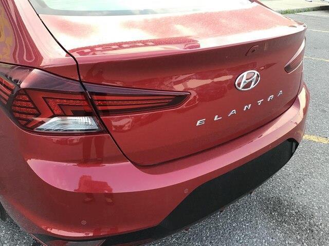 2020 Hyundai Elantra Ultimate (Stk: H12206) in Peterborough - Image 10 of 21