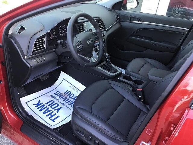 2020 Hyundai Elantra Ultimate (Stk: H12206) in Peterborough - Image 12 of 21