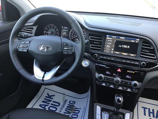 2020 Hyundai Elantra Ultimate (Stk: H12206) in Peterborough - Image 13 of 21