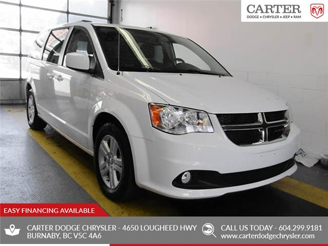 2018 Dodge Grand Caravan Crew (Stk: X-6127-0) in Burnaby - Image 1 of 24