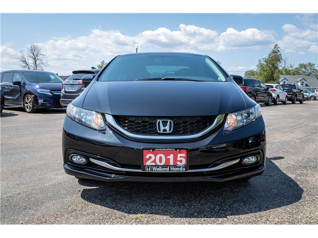2015 Honda Civic Touring (Stk: U19322) in Welland - Image 2 of 19