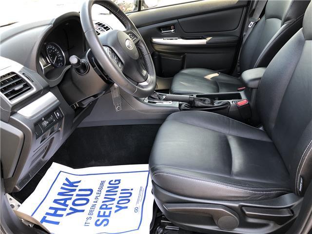 2015 Subaru XV Crosstrek Limited Package (Stk: 19SB635A) in Innisfil - Image 3 of 16