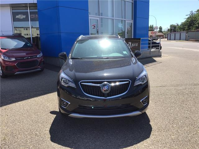 2019 Buick Envision Premium II (Stk: 204684) in Brooks - Image 2 of 23