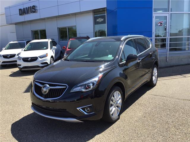2019 Buick Envision Premium II (Stk: 204684) in Brooks - Image 3 of 23